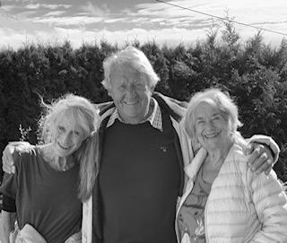 Janny Hoff Brekke, Ivar Nørve og Inger Teien